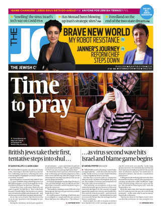 The Jewish Chronicle 10th July 2020