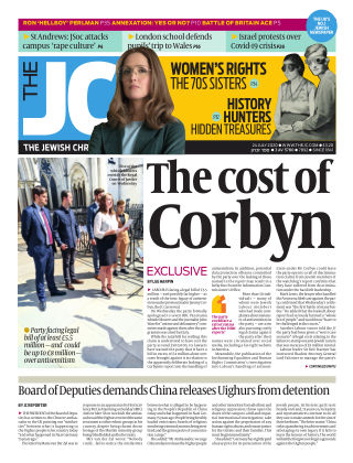 The Jewish Chronicle 24th July 2020