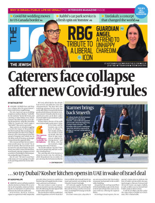 The Jewish Chronicle 25th September 2020