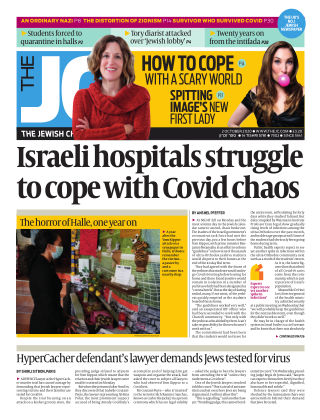 The Jewish Chronicle 2nd October 2020