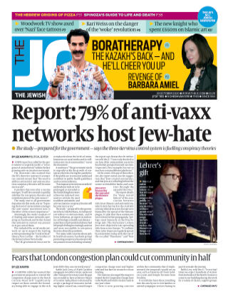The Jewish Chronicle 23rd October 2020