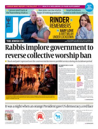 The Jewish Chronicle 6th November 2020