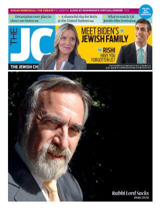 The Jewish Chronicle 13th November 2020
