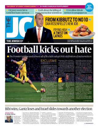 The Jewish Chronicle 4th December 2020