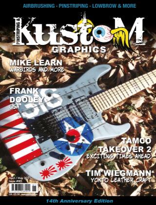 Pinstriping & Kustom Graphics Magazine 2021-03-26