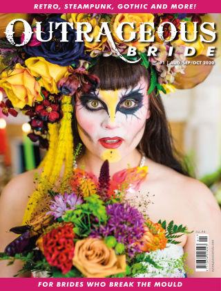 Outrageous Bride 1