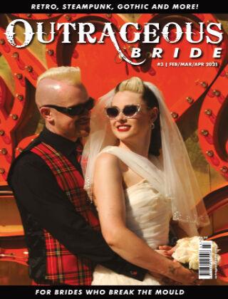 Outrageous Bride 3