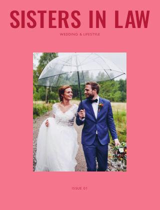 Sisters in Law - Ett nytt slags bröllopsmagasin 2018-02-01