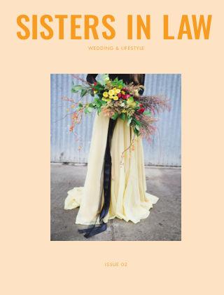 Sisters in Law - Ett nytt slags bröllopsmagasin 2018-03-03
