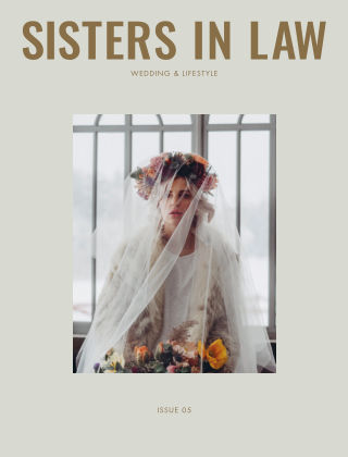 Sisters in Law - Ett nytt slags bröllopsmagasin 2018-11-13