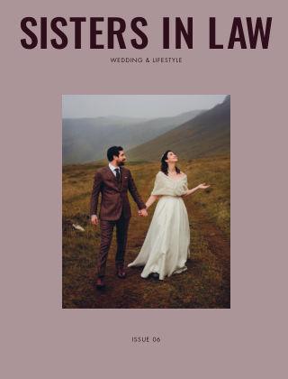 Sisters in Law - Ett nytt slags bröllopsmagasin 2019-02-20