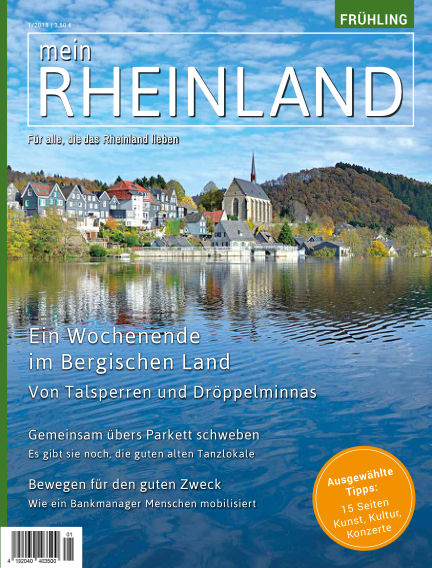 meinRHEINLAND March 05, 2018 00:00