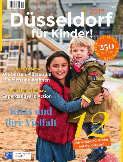 Düsseldorf für Kinder! March 23, 2017 00:00
