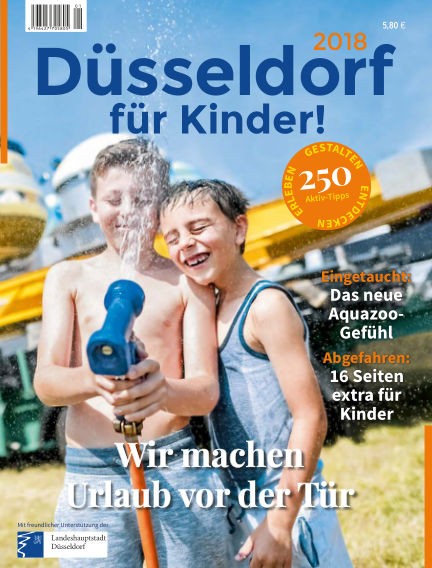 Düsseldorf für Kinder!