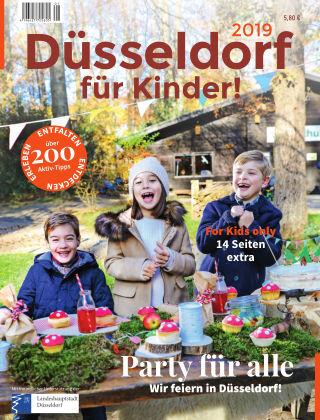 Düsseldorf für Kinder! 01-2019