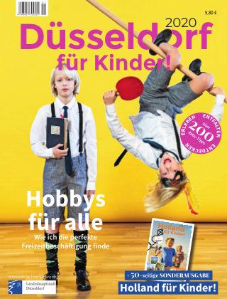 Düsseldorf für Kinder! 01-2020