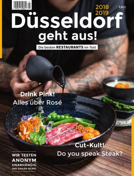Düsseldorf geht aus!