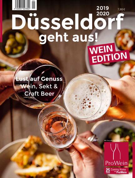 Düsseldorf geht aus! March 11, 2019 00:00