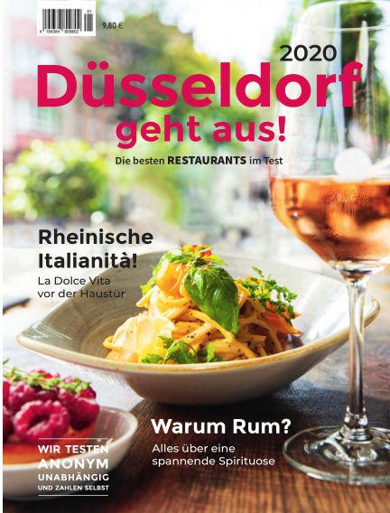 Düsseldorf geht aus! September 03, 2019 00:00