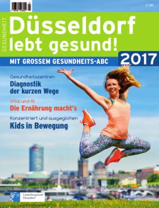 Düsseldorf lebt gesund! 01-2017