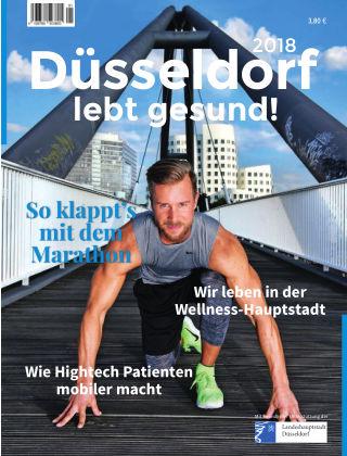 Düsseldorf lebt gesund! 01-2018