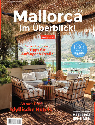 Mallorca im Überblick! 01-2019