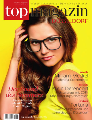 top magazin Düsseldorf 02-2018