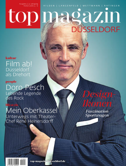top magazin Düsseldorf September 10, 2018 00:00