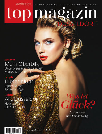 top magazin Düsseldorf December 04, 2018 00:00