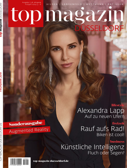 top magazin Düsseldorf March 11, 2019 00:00