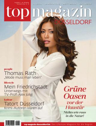 top magazin Düsseldorf 02-2019