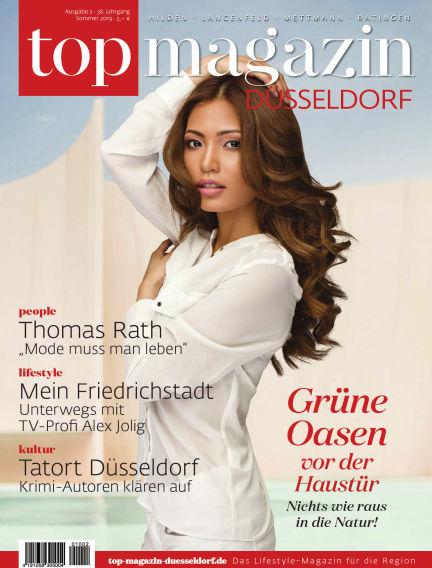 top magazin Düsseldorf June 17, 2019 00:00