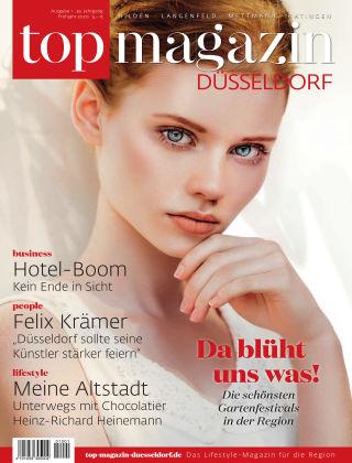 top magazin Düsseldorf 1-2020
