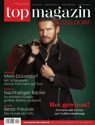 top magazin Düsseldorf 03-2021