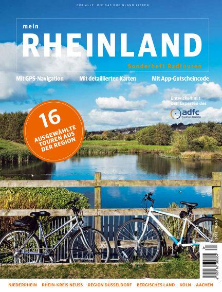 meinRHEINLAND Radtouren April 18, 2019 00:00