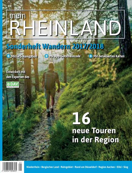 meinRHEINLAND Wandern (eingestellt) August 10, 2017 00:00