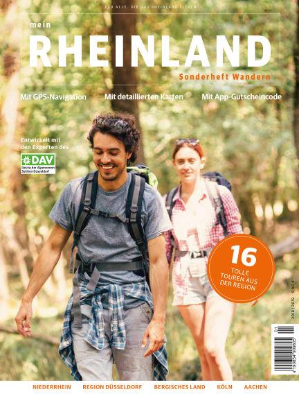 meinRHEINLAND Wandern (eingestellt) August 09, 2018 00:00