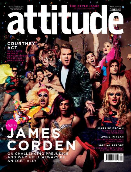 Attitude March 01, 2018 00:00