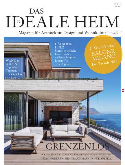 Das Ideale Heim June 01, 2018 00:00