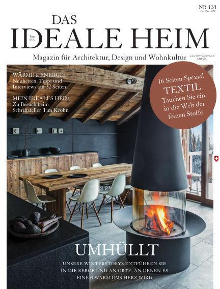 Das Ideale Heim December 07, 2018 00:00
