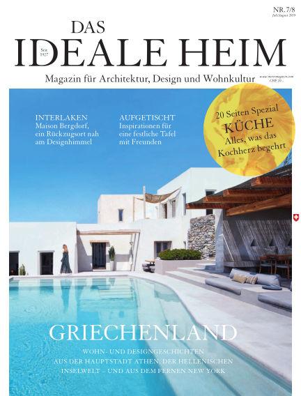 Das Ideale Heim July 05, 2019 00:00