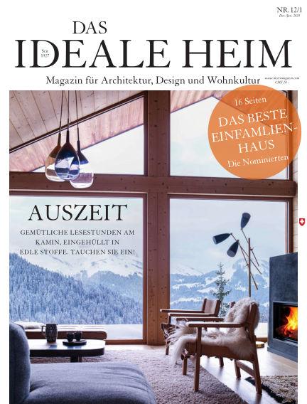 Das Ideale Heim December 06, 2019 00:00
