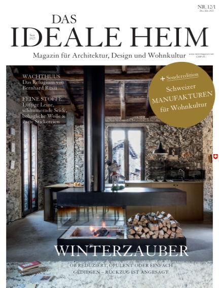 Das Ideale Heim December 02, 2020 00:00