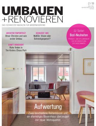 Umbauen + Renovieren (Schweiz) 2-2019