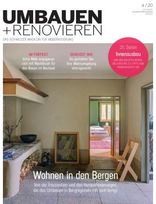 Umbauen + Renovieren (Schweiz) 4-2020