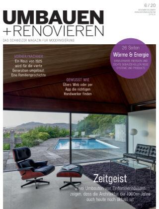 Umbauen + Renovieren (Schweiz) 6-2020