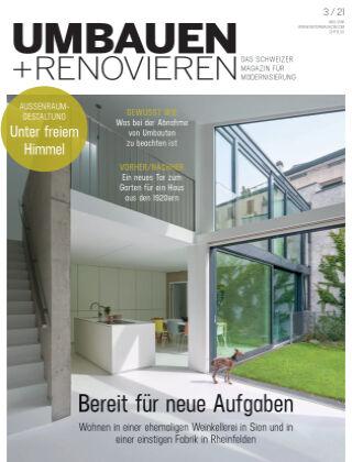 Umbauen + Renovieren (Schweiz) 3-2021