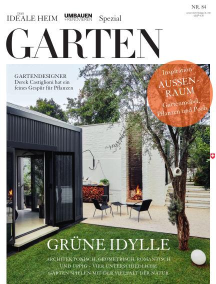 Das Ideale Heim Spezial: Garten March 08, 2019 00:00