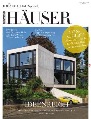 Das Ideale Heim Spezial: Einfamilienhäuser NR. 01 2017