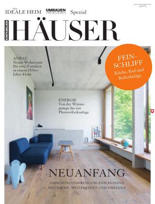 Das Ideale Heim Spezial: Einfamilienhäuser NR. 01 2020